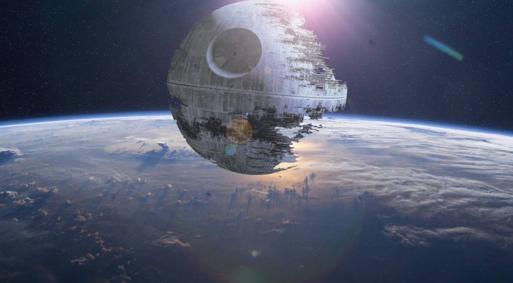 Big Death Star
