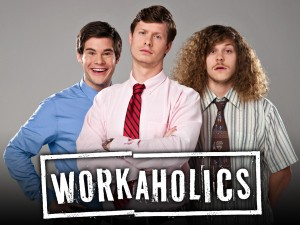 Adam Devine; Anders Holm; Blake Anderson (from left)