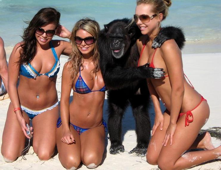 monkey beach girls
