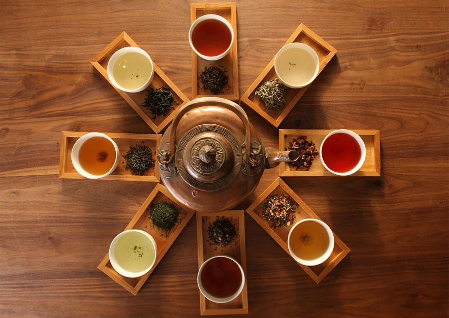 tea types octagon