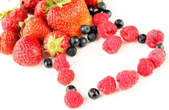 heart fruits